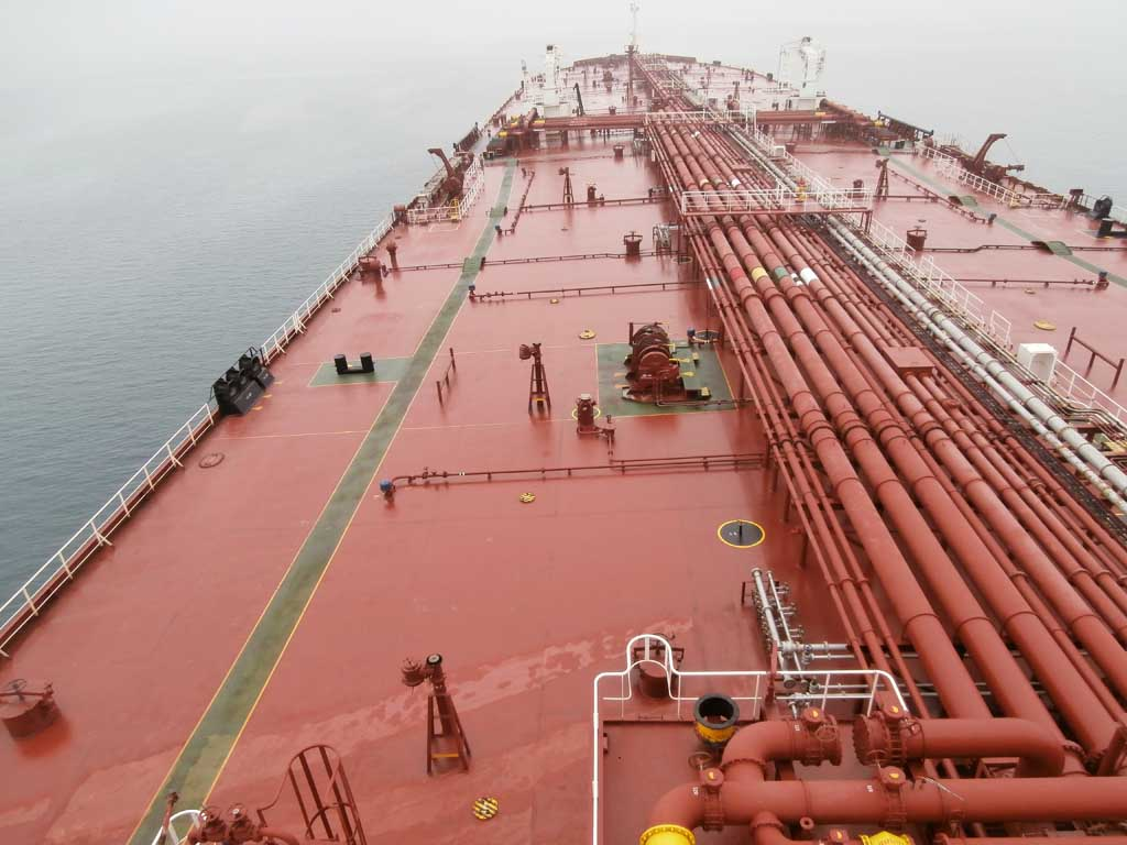 tankers Crude oil and Petroleum products
